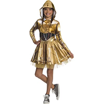 Rubie's Costume C3Po Star Wars Classic Child Costume Dress: Toys & Games