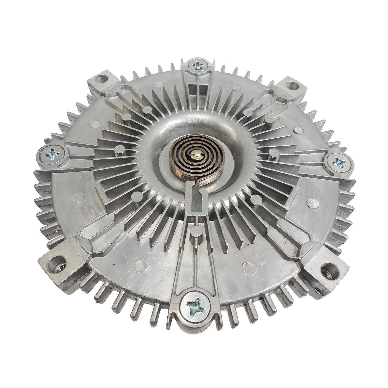 2676 Engine Cooling Fan Clutch Assembly for INFINITI FX45 2008-2003 Q45 2001-1997 QX4 2003-2001 NISSAN PATHFINDER 2004-2001