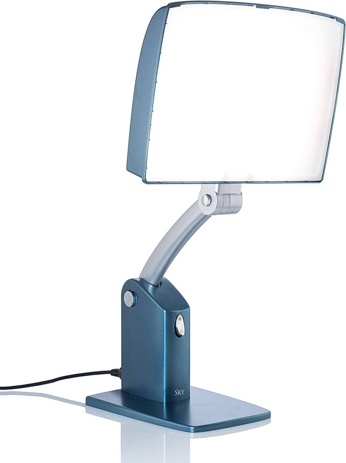 Carex Day-Light Sky Bright Light Therapy Lamp – 10,000 LUX – Sun Lamp To Combat Winter Blues and To Increase Your Energy
