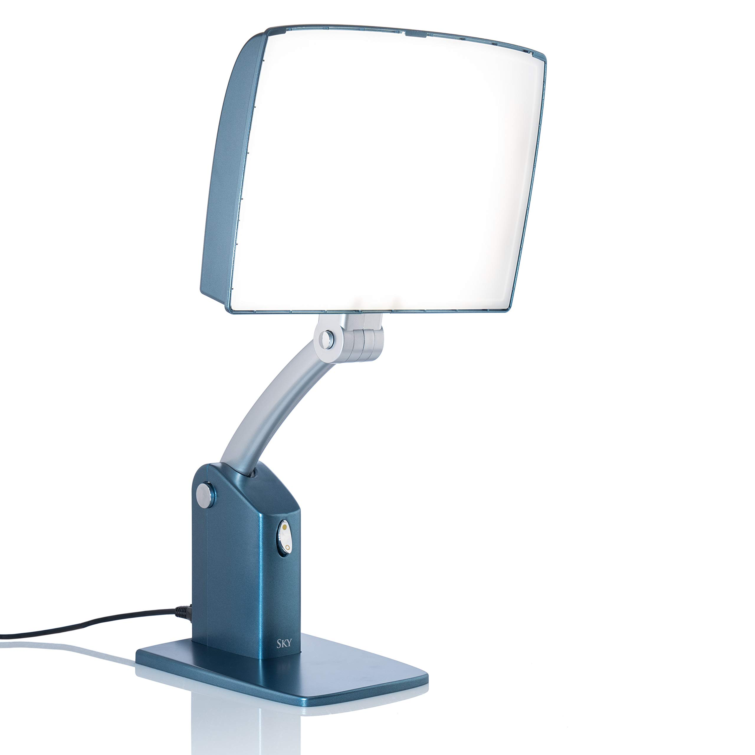 Carex Day-Light Sky Bright Light Therapy Lamp - 10,000 LUX - Sun Lamp To Combat Winter Blues and To Increase Your Energy by Carex Health Brands