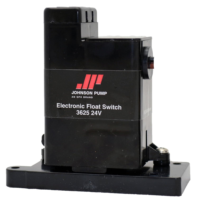 Johnson bombas 36252 Electro magnético 15 A/V interruptor de flotador: Amazon.es: Deportes y aire libre
