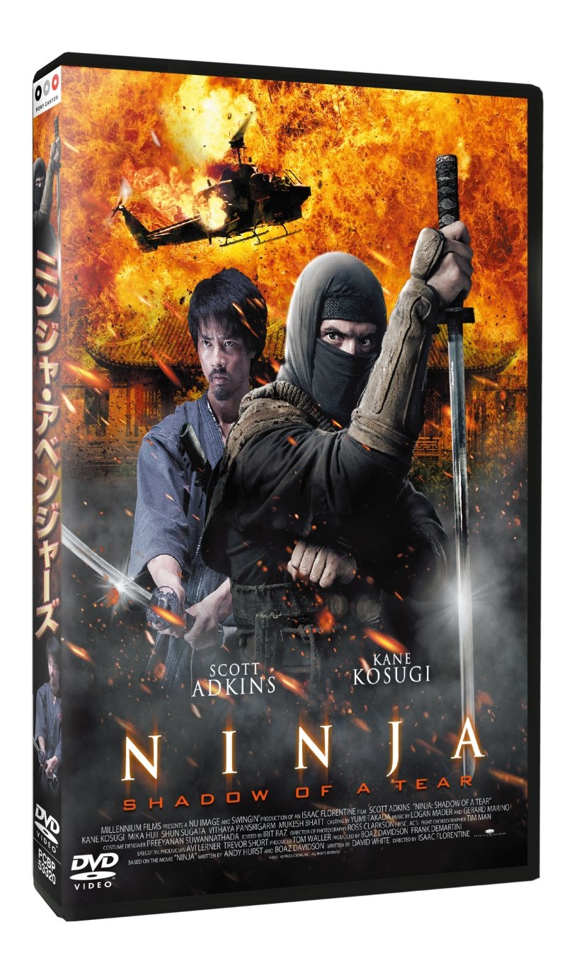 Ninja:Shadow of a Tear [DVD de Audio]: Amazon.es: Cine y ...