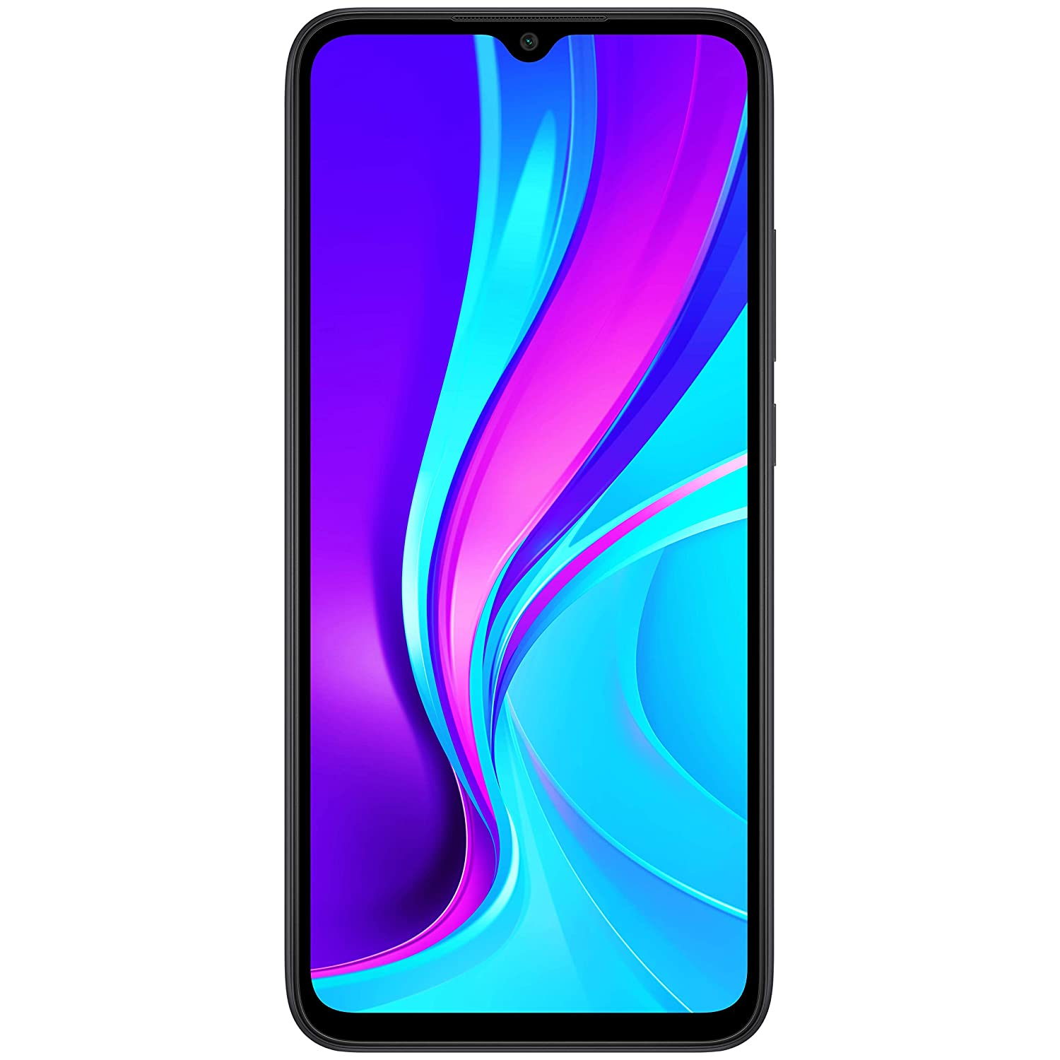 Redmi 9 (Carbon Black, 4GB RAM, 64GB Storage) | 3 Months No Cost EMI on BFL