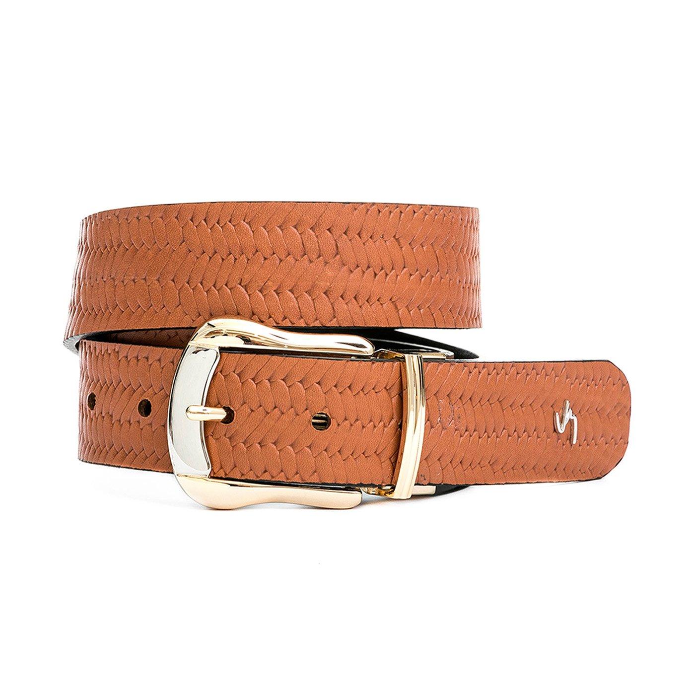 2cde95d1f7 VELEZ Genuine Leather Reversible Jeans Belt for Women