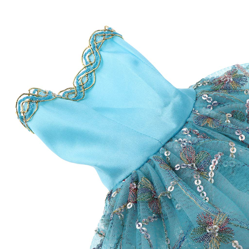 # 2 Kinder Spielzeug Xmas Weihnachten Geschenk Fenteer Prinzessin Kleid Abendkleid Hochzeit Kleidung f/ür 1//3 BJD Puppen