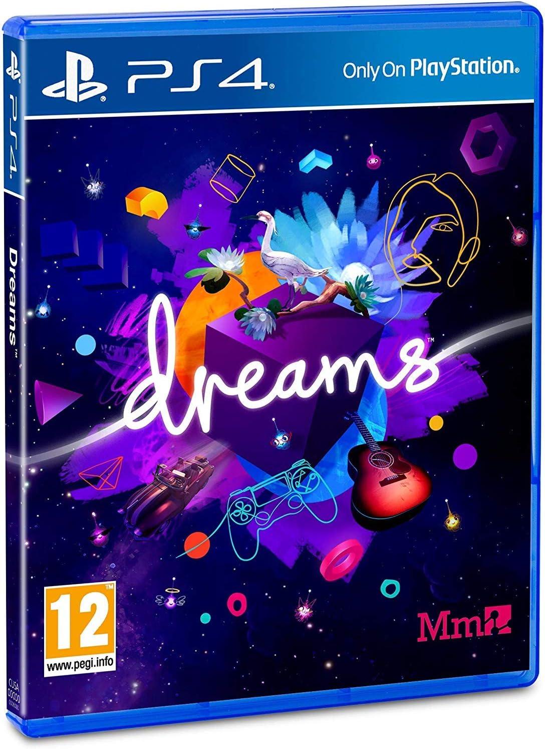 Dreams - - PlayStation 4 [Importación italiana]: Amazon.es: Videojuegos