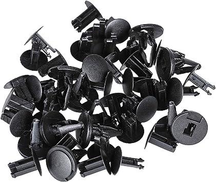 100 Fit GMC GM 11589292 Fender Liner Clips Flares Retainer Push-Type Fastener