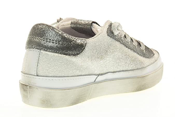 Zapatos mujer 2 STAR sneakers beige / Multicolor Textil AP695 (41 EU) UkDn9LW