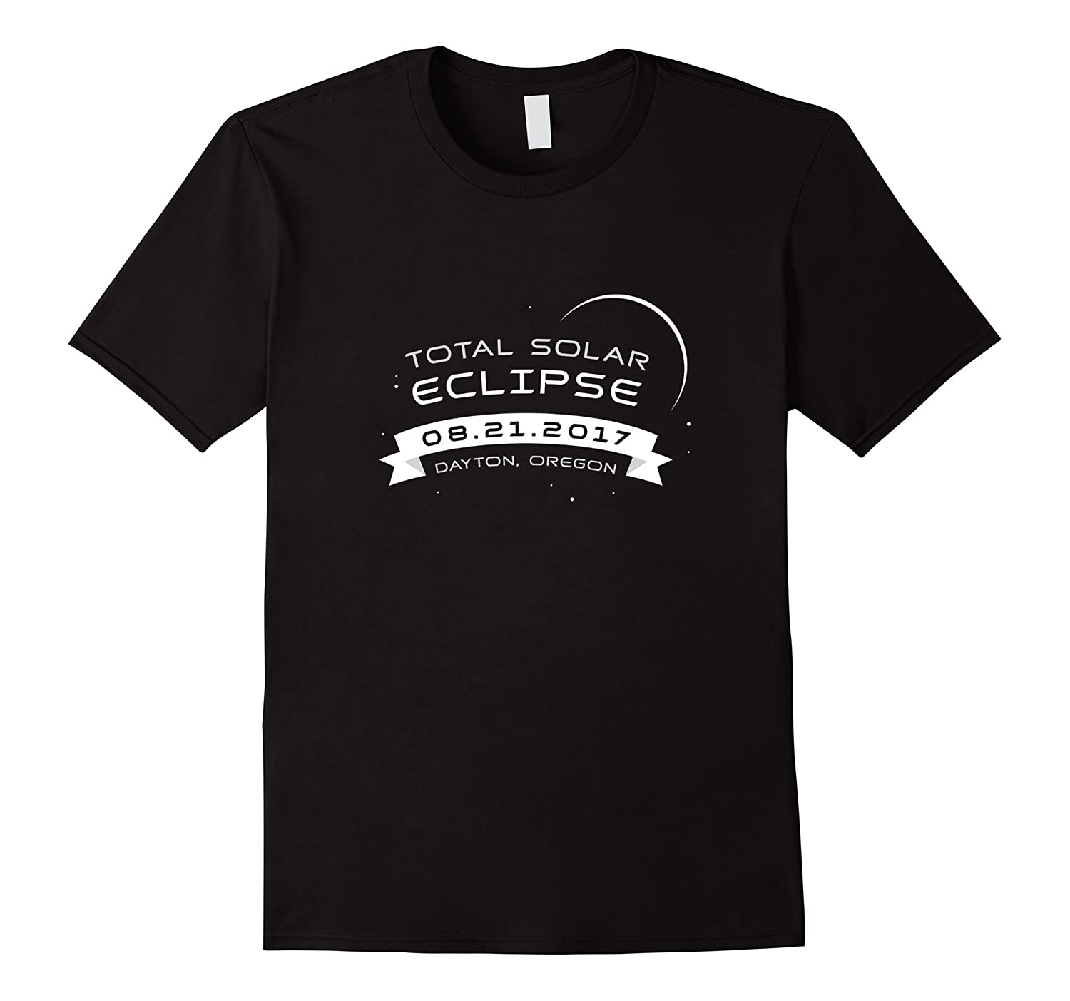 Total Solar Eclipse 2017 Shirt Dayton Oregon Souvenir-Vaci