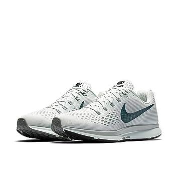 Nike WMNS Air Zoom Pegasus 34 - Barely Grey Deep Jungle-Light ... 94863190653a4