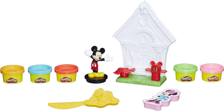 Play-Doh E1655 Magical Playhouse Clay & Dough, Multi: Amazon.es: Juguetes y juegos