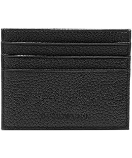 824f4669 Armani Jeans Card Holder Black One Size: Amazon.co.uk: Clothing