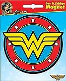 Ata-Boy DC Comics Die-Cut Wonder Woman Logo Giant Magnet