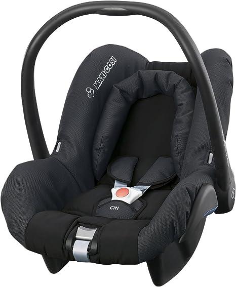 Maxi Cosi Citi, Silla de coche grupo 0+, negro: Amazon.es: Bebé