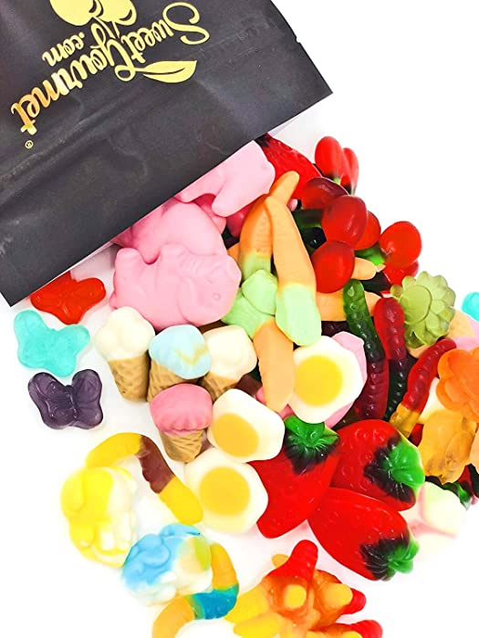 Top 8 Trolley Food Gummies