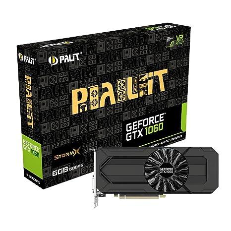 Palit NE51060015J9-1061F GeForce GTX 1060 6GB GDDR5 ...