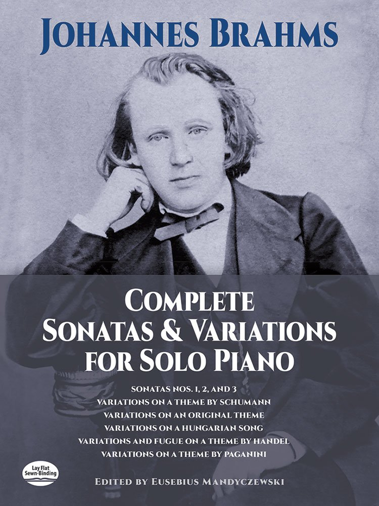 Complete Variations for Solo Piano (Dover Music for Piano)