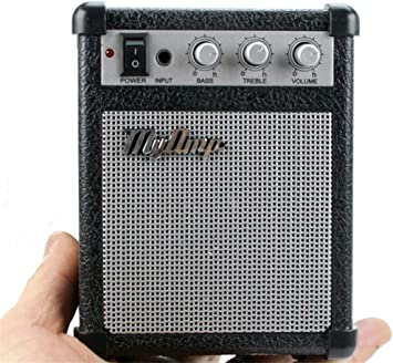 Mini Amplificador de Guitarra Altavoz Portátil Retro Audio ...