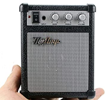 Mini Amplificador de Guitarra Altavoz Portátil Retro Audio Creative Hi-Fi Audio: Amazon.es: Electrónica
