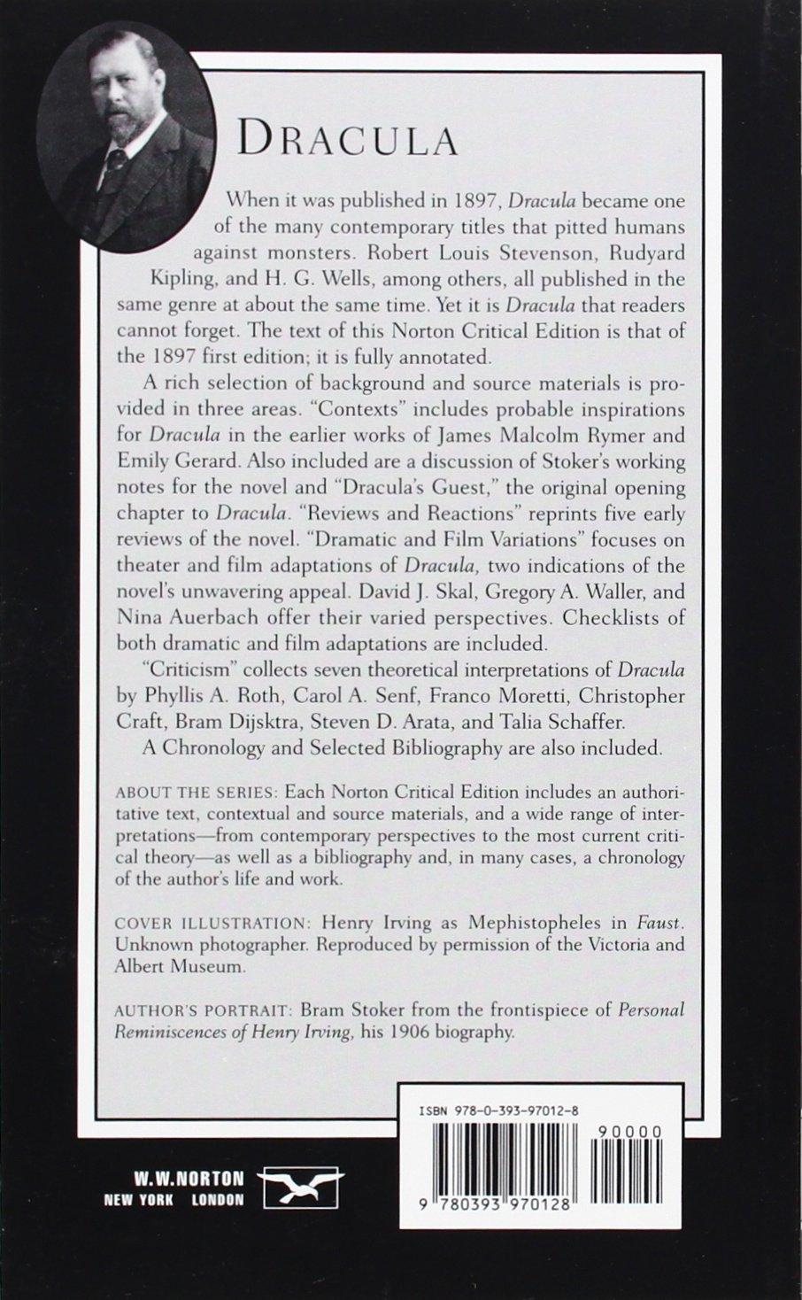 Dracula norton critical editions amazon nina auerbach david dracula norton critical editions amazon nina auerbach david j skal bram stoker fremdsprachige bcher fandeluxe Gallery