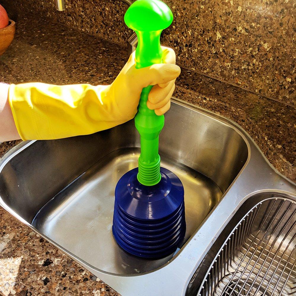 Der Starkste Waschbecken Pompel Dusch Pumpel Und Abfluss Saugglocke