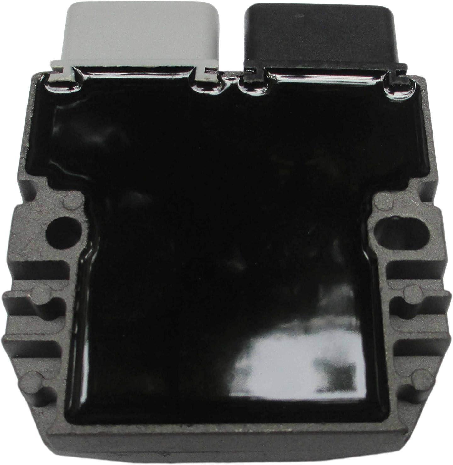 Black Voltage Regulator Rectifier FH012AA For Yamaha YZF XV YFM 1D7-81960-00-00 NEW