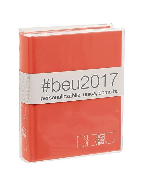 97 opinioni per BE-U BE917000 Agenda da Personalizzare Collezione 2016/2017 Rosso