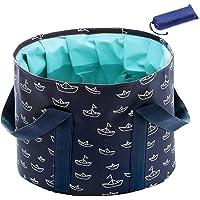 Collapsible Bucket for Soaking Feet, Portable Travel Foot Bath Tub, Foot Soaking Bath Basin Portable, Foot Spa Soaking…