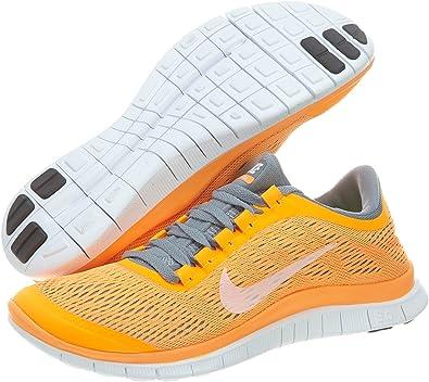 como eso Nevada personaje  Nike Womens Free 3.0 V5 Women 580392 Style ... - Amazon.com