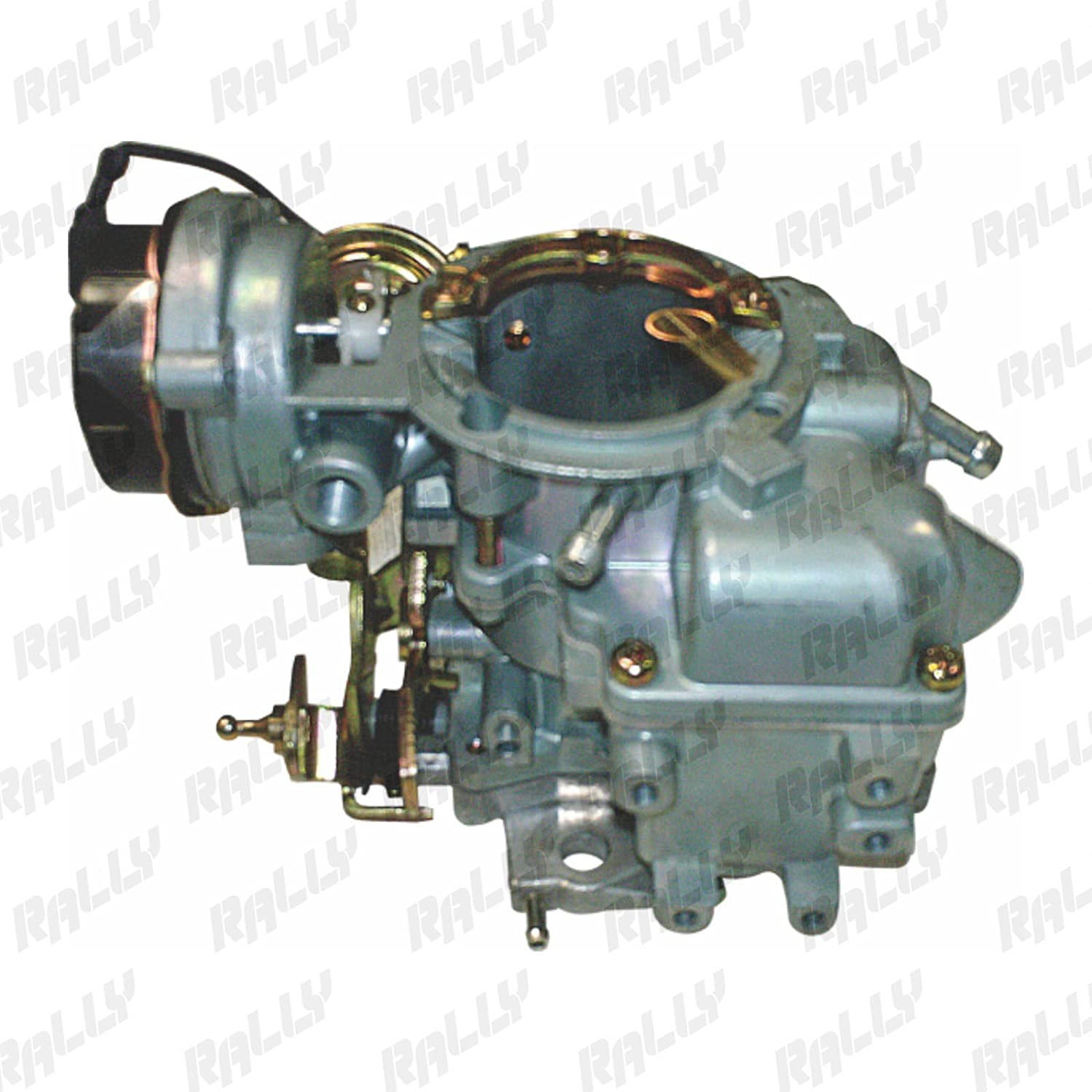 162 Carburetor Type Carter Ford Yfa E250 F250 Fairmont 1 1980 Bronco Barrel Electric Choke Automotive