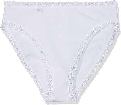 Sloggi - 24/7 Cotton Lace - Tai Slip - 3er-Pack: Sloggi: Amazon.de: Bekleidung