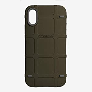 Magpul Industries Apple iPhone X, Xs Bump Case (OD Green)