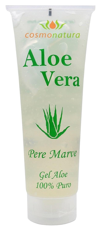 Pere Marve 40140 Aloe Vera Gel 100%, 1er Pack (1 x 250 ml) Varios