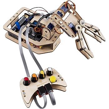 Amazon.com: ArmUno 2.0 Robotic Arm Kit MeArm and Arduino