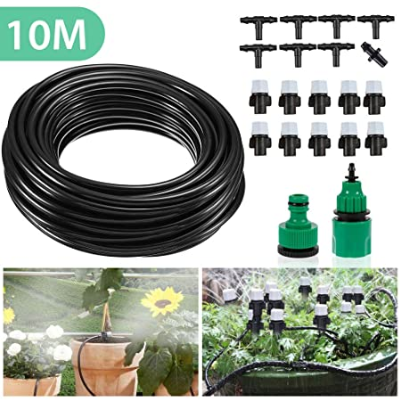 Micro Flow Drip Watering Irrigation System Mopalwin Diy Automatic