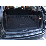 Envelope Style Trunk Cargo Net for Toyota Highlander Highlander Hybrid 2020 New