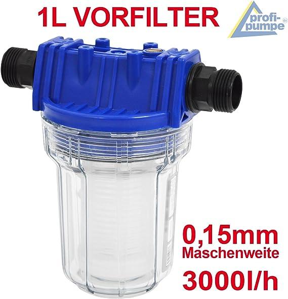 4 X FILTRO ACQUA FILTRO PREFILTRO inserto filtro inserto per Kärcher 4.730-059.0