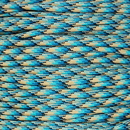 PARACORD PLANET 250' - 1000' Spools of Parachute Cord Type III Military Specification 556 by PARACORD PLANET (Image #1)
