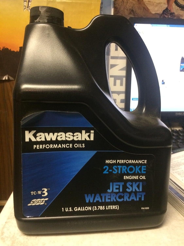 Amazon Kawasaki OEM Performance 2 Stroke Jet SkiR Watercraft Oil By W61020 305 Automotive