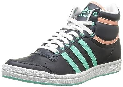 adidas Originals Top Ten Hi Sleek W, Baskets Mode Femme