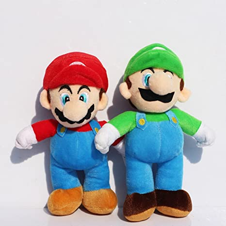 Couple 10 inch 25cm Plush Doll Stuffed Toys Great Gift For Kid Children