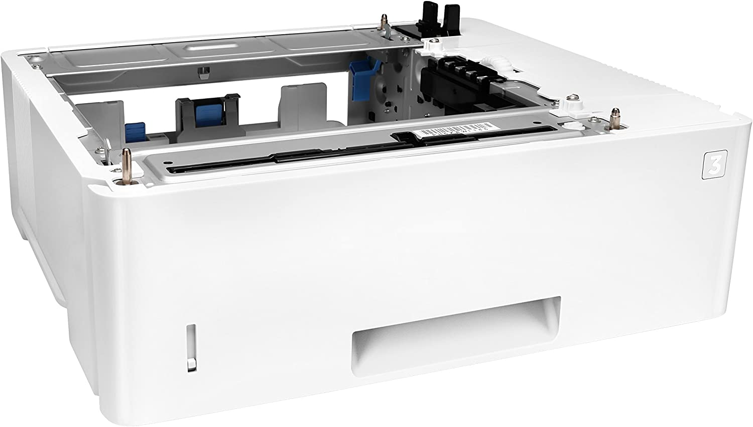 HP M607/M608/M609 Series Optional 550-sheet Feeder L0H17A, White, Model: 2M3EY91: Computers & Accessories