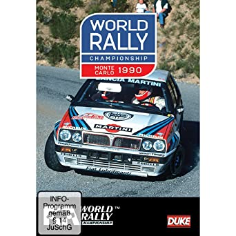 World Rally Championship - Monte Carlo 1990 [Import anglais]