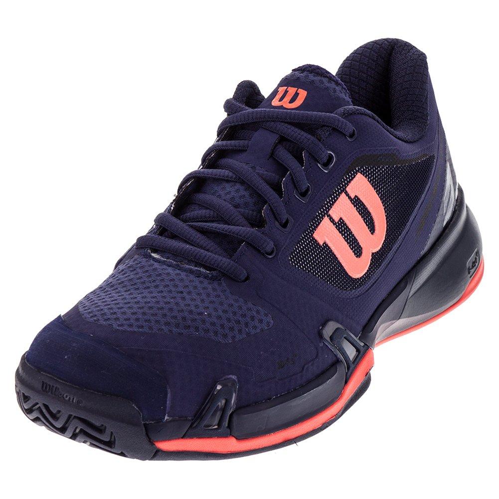 Wilson Rush Pro 2.5 Womens Tennis Shoe B01K5IO7GY 6 B(M) US|Purple