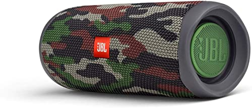JBL FLIP 5 Waterproof Portable Bluetooth Speaker – Squad Renewed