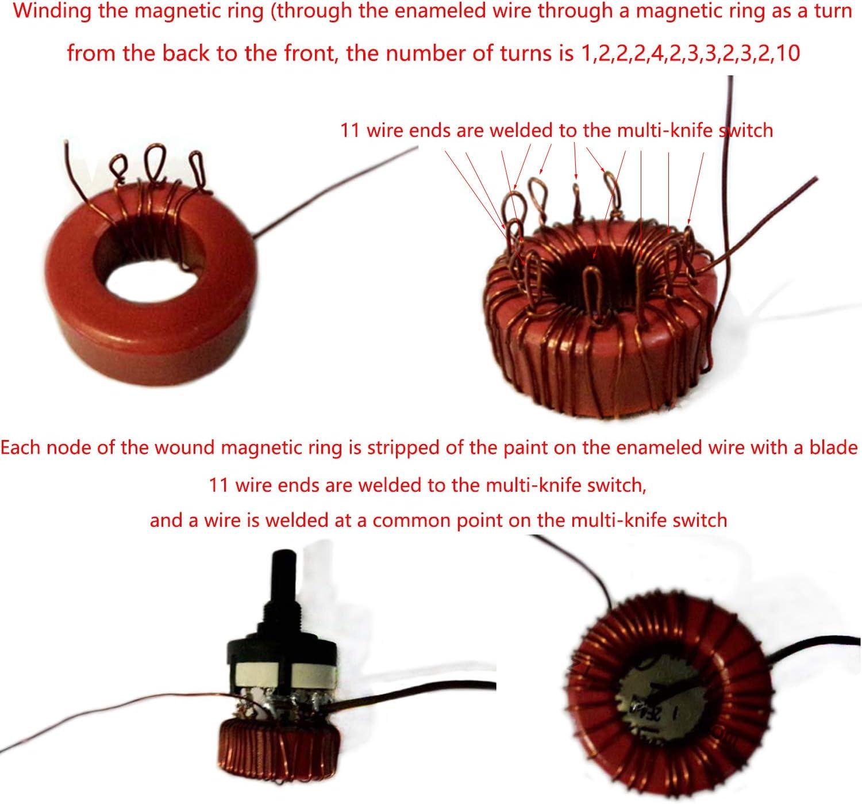 Abletop DIY 1-30 MHz QRP Manual Días Antena Tuner Tunes Kit ...
