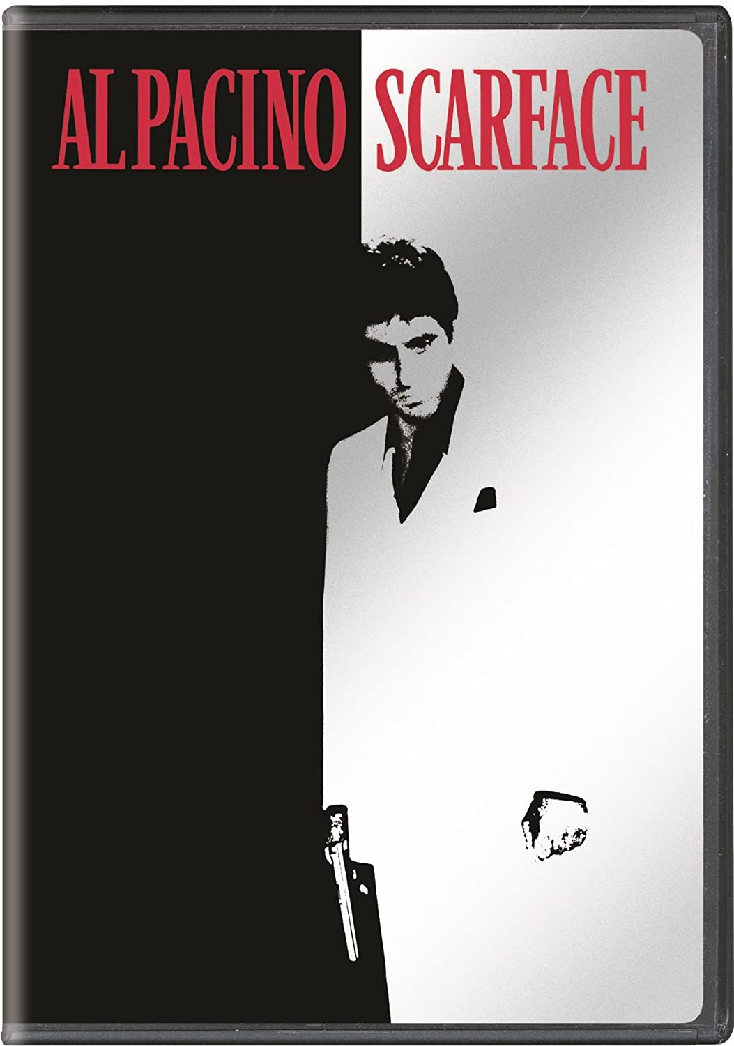 Scarface (Widescreen) (1983) (Bilingual) Al Pacino Action / Adventure Movie Adult Language