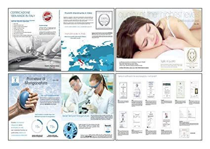 Materasso Ortopedico Silvermed Deluxe.Silver Med 160x190 Materasso Memory Foam Bio Soya Memory Argento