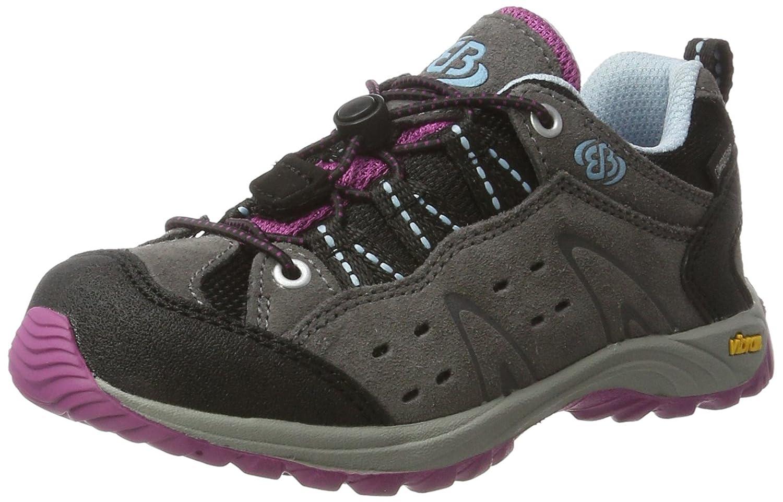 gris (gris violet bleu) 36 EU Bruetting Mount Bona Faible Enfants, Chaussures de randonnée Filles