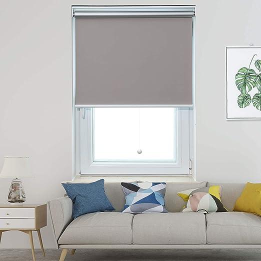 SunFree Blackout Smart Motorized Window Blinds